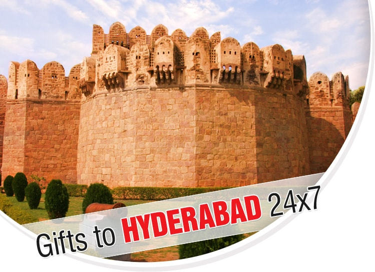 Gifts to Hyderabad 24x7